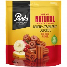 Panda Banana-Strawberry...
