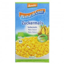 Natural Cool Sweetcorn 450g...