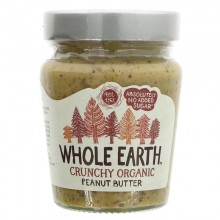 Whole Earth Organic Crunchy...