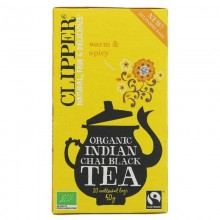 Clipper Organic Indian Chai...