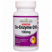Natures Aid Co-Q10 100mg...