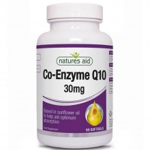 Natures Aid Co-Q10 30mg...