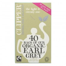 Clipper Organic Earl Grey...