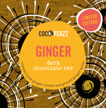 Coco Pzazz Dark Ginger Bar