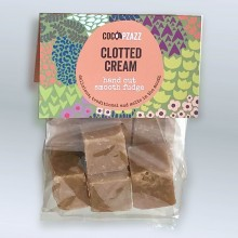 Coco Pzazz Clotted Cream Fudge