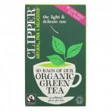 Clipper Organic Green Tea...