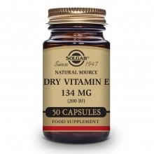 Solgar Dry Vitamin E 134 mg...