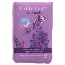 Natracare Maxi Pads Super 12s