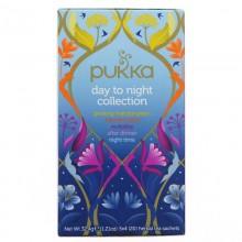 Pukka Day to Night Teas...