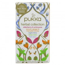 Pukka Herbal Teas...
