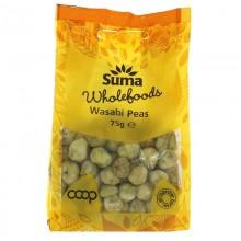 Suma Wasabi Peas - Spicy 75g