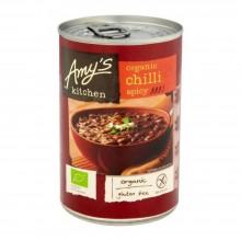 Amys Kitchen Spicy Chilli 400g