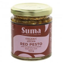 Suma Organc Red Pesto - Sun...