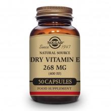 Solgar Dry Vitamin E 268 mg...
