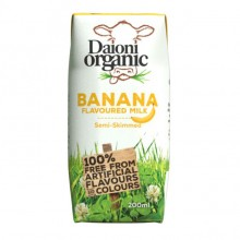 Daoni Organic Banana Milk...