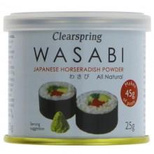 Clearspring Wasabi 25g
