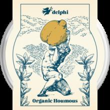 Delphi Organic Houmous 170g