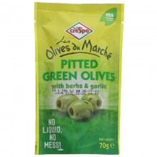 Crespo Green Olive Herb &...