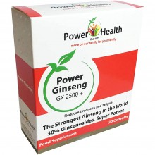 Power Health Ginseng 100mg...