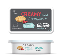 Violife Creamy Hot Peppers...