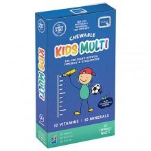 Quest Chewable Kids Multi -...
