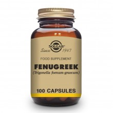 Solgar Fenugreek 100 Veg. caps