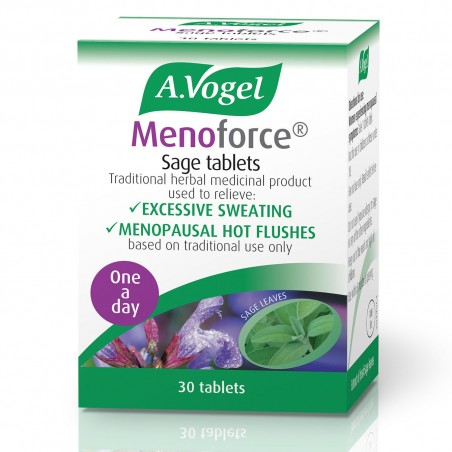 A. Vogel Menoforce Sage Tablets 30s