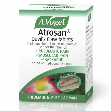 A. Vogel Atrosan Devil's Claw Tablets 30s