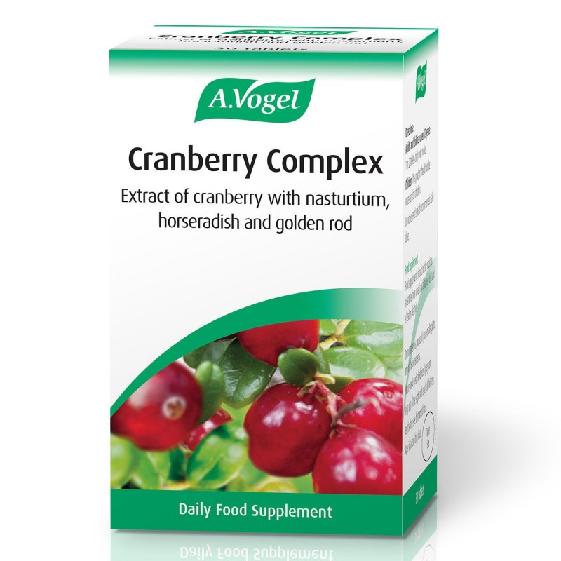 A. Vogel Cranberry Complex Tablets 30s