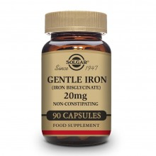 Solgar Gentle Iron 20 mg*...